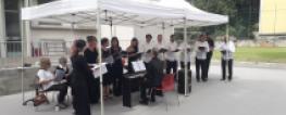 Coro Costanzo Porta e Centro Diurno Barbieri, la musica fa centro!