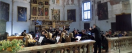 MUSICA E DEGUSTAZIONI: MOUSIKE'  E BON BISTROT HANNO ANIMATO 'OLTRE IL GIARDINO'